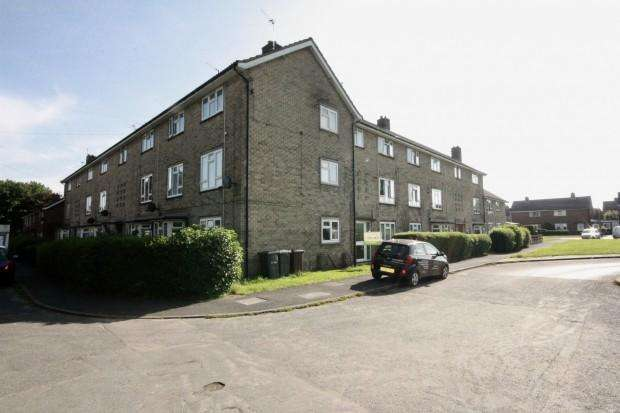 3 Bedrooms Maisonette Flat for sale in Pine Close, Lincoln, LN1