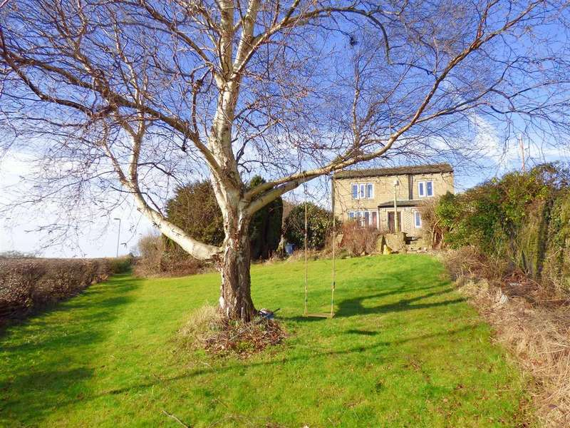 4 Bedrooms Detached House for sale in Littlethorpe Hill, Hartshead, Yorkshire, WF15