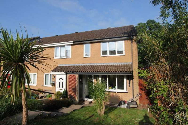 3 Bedrooms End Of Terrace House for sale in Thames Close, West End