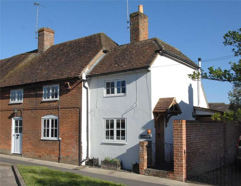 3 Bedrooms House for sale in Farnham Road, Odiham, Hook, Hampshire