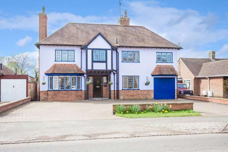 4 Bedrooms Detached House for sale in Winslow
