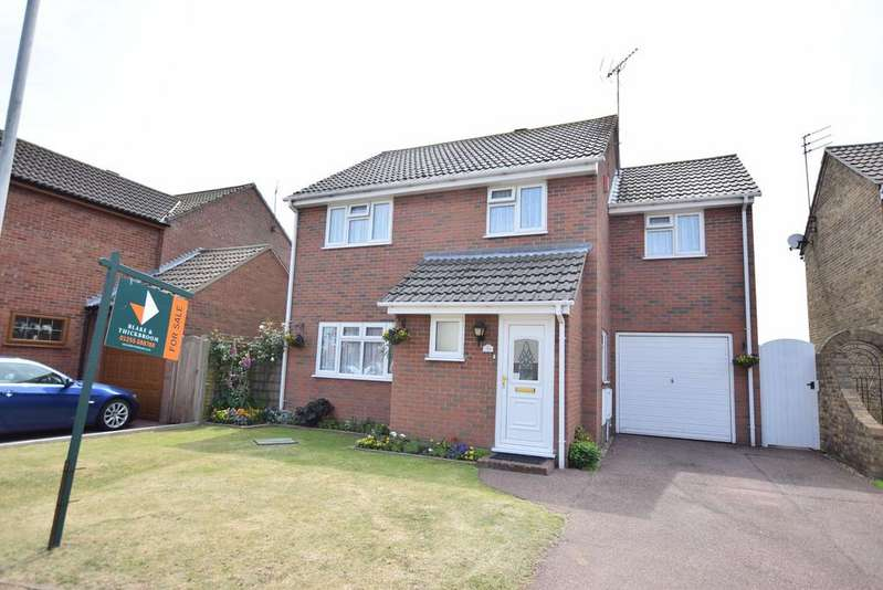 4 Bedrooms Detached House for sale in Edgware Road, Clacton-on-Sea