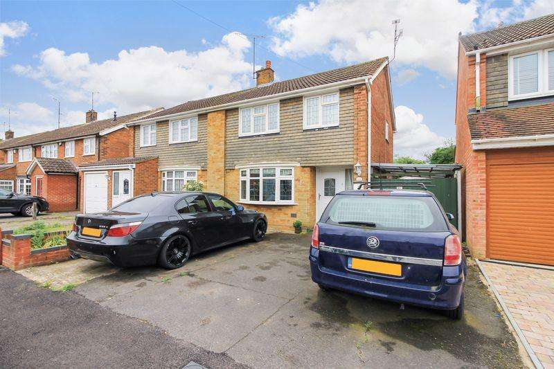 3 Bedrooms Semi Detached House for sale in PRICED TO SELL IN LIMBURY MEADE