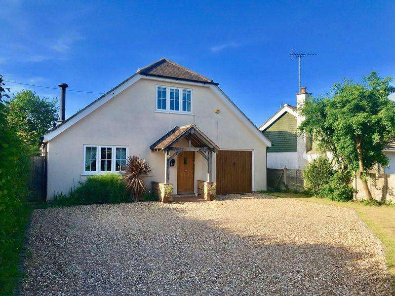 4 Bedrooms Detached House for sale in Beech Tree Road, Holmer Green