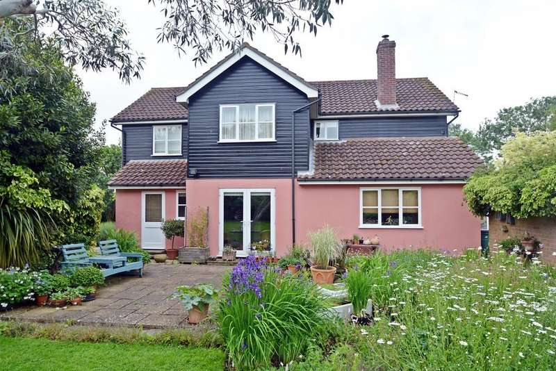 4 Bedrooms Detached House for sale in Church Street, Occold, Eye