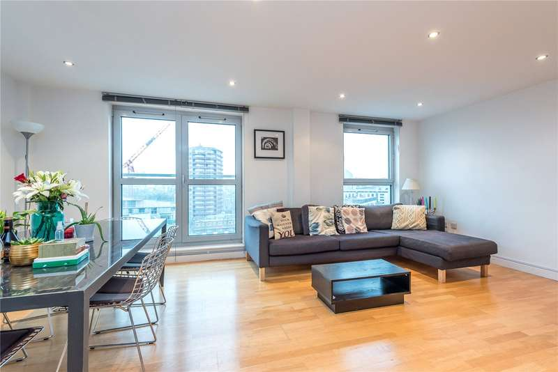 3 Bedrooms Flat for sale in Balmes Road Islington