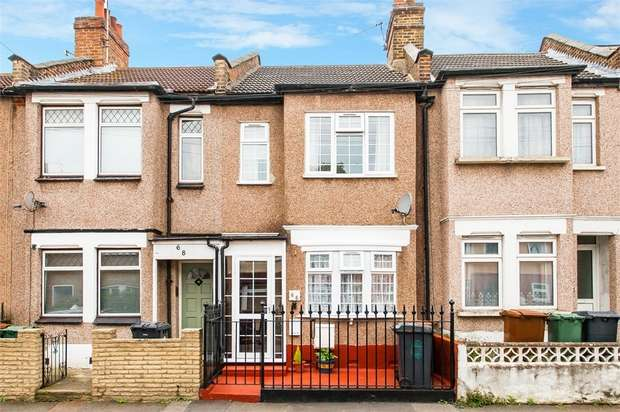 2 Bedrooms Terraced House for sale in Oakfield Road, Walthamstow, London