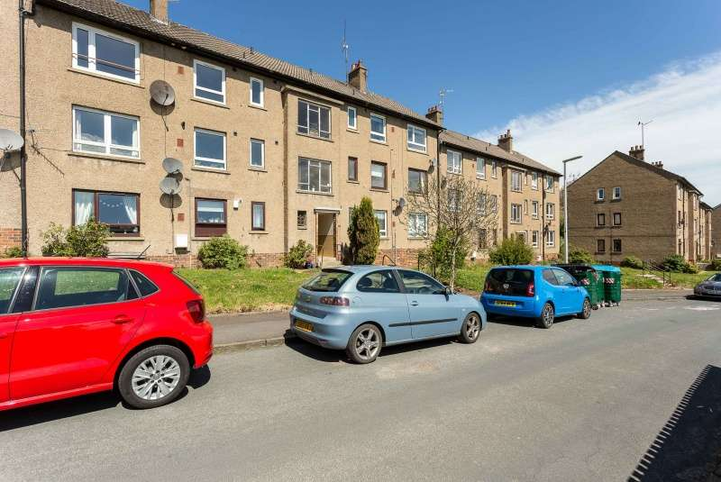 2 Bedrooms Flat for sale in 31, Pentland Crescent, Dundee, DD2 2BT