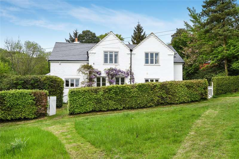 5 Bedrooms Detached House for sale in School Lane, Danehill