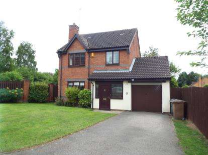 3 Bedrooms Detached House for sale in Rookery Drive, Luton, Bedfordshire