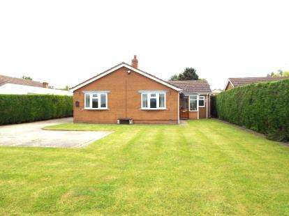 3 Bedrooms Bungalow for sale in Long Sutton, Spalding, Lincolnshire