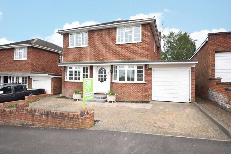 4 Bedrooms Detached House for sale in Lynwood Chase, Bracknell, Berkshire, RG12