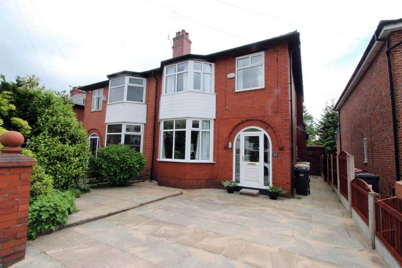 3 Bedrooms Semi Detached House for sale in Rydal Road, Heaton