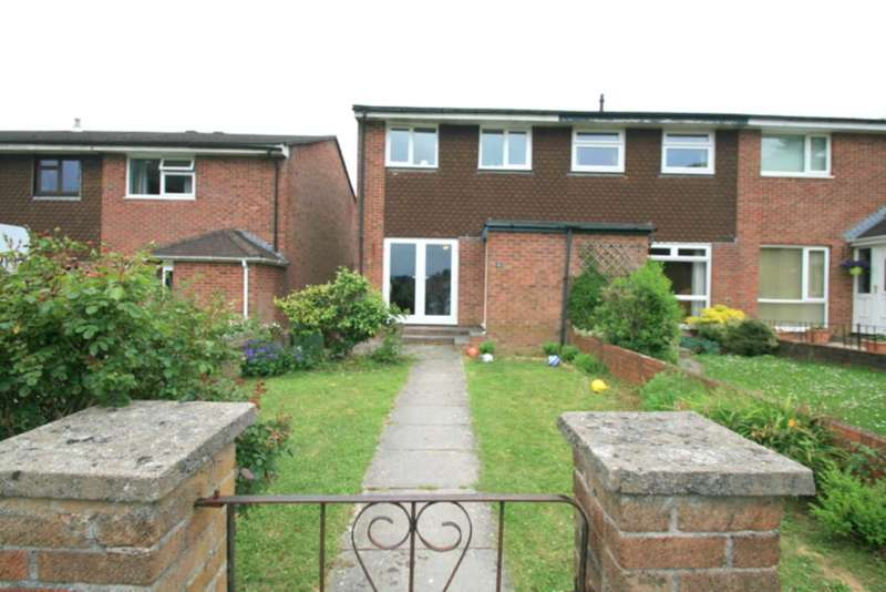 3 Bedrooms End Of Terrace House for sale in Moulton Walk, Plympton
