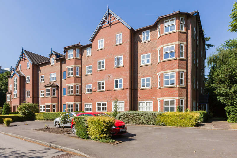 2 Bedrooms Flat for sale in Mersey Road, Didsbury