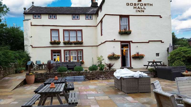21 Bedrooms Hotel Gust House for sale in Gosforth, Seascale, CA20
