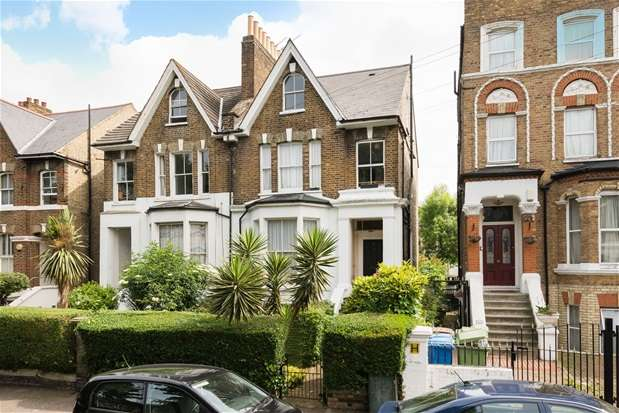 4 Bedrooms Semi Detached House for sale in St Mary's Road, Nunhead