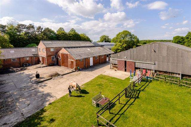 Land Commercial for sale in Equestrian Centre, Cadmore End, High Wycombe