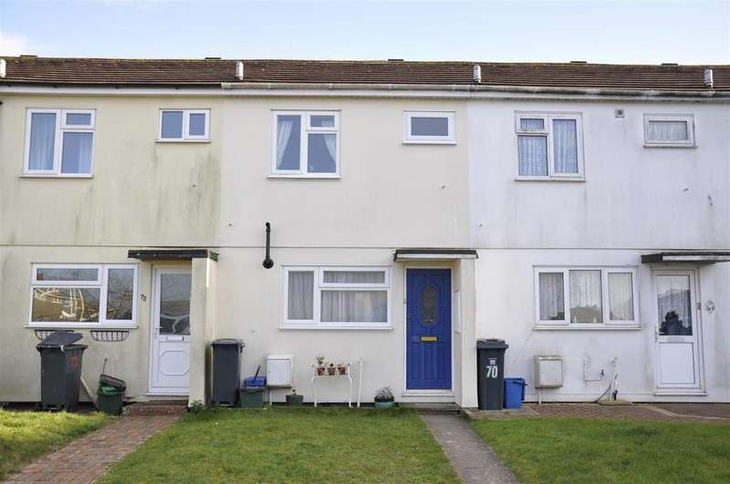 2 Bedrooms Terraced House for sale in Broadclyst, Exeter