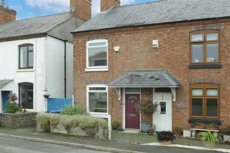2 Bedrooms Semi Detached House for sale in Peveril Road, Ashby Magna, Leicestershire