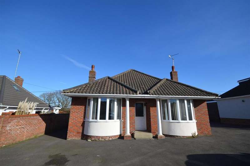 3 Bedrooms Detached Bungalow for sale in Norwich Road, Costessey