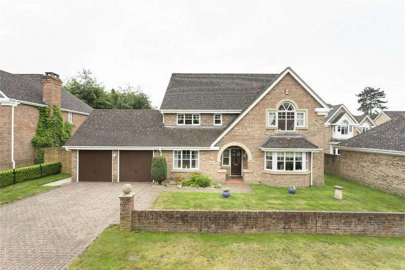 5 Bedrooms Detached House for sale in Brooke Gardens, BISHOP'S STORTFORD, Hertfordshire