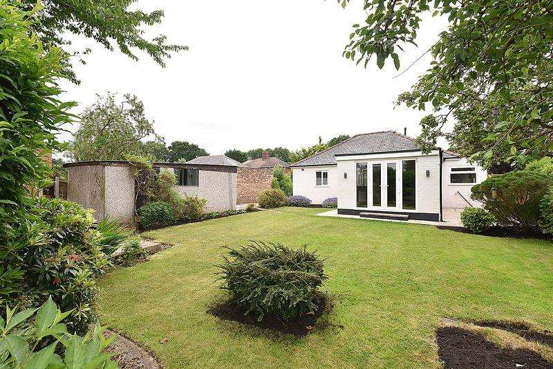 3 Bedrooms Detached Bungalow for sale in Mayfield Drive, Cuddington