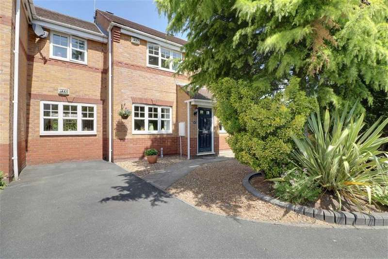 3 Bedrooms Mews House for sale in Elton Road, Ettiley Heath, Sandbach