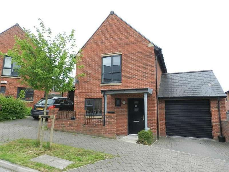 3 Bedrooms Detached House for sale in Lavender Way, Wincobank, SHEFFIELD, South Yorkshire