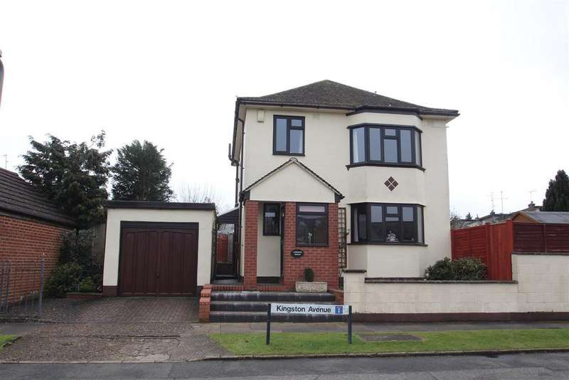 3 Bedrooms Detached House for sale in Kingston Avenue, Stony Stratford, Milton Keynes