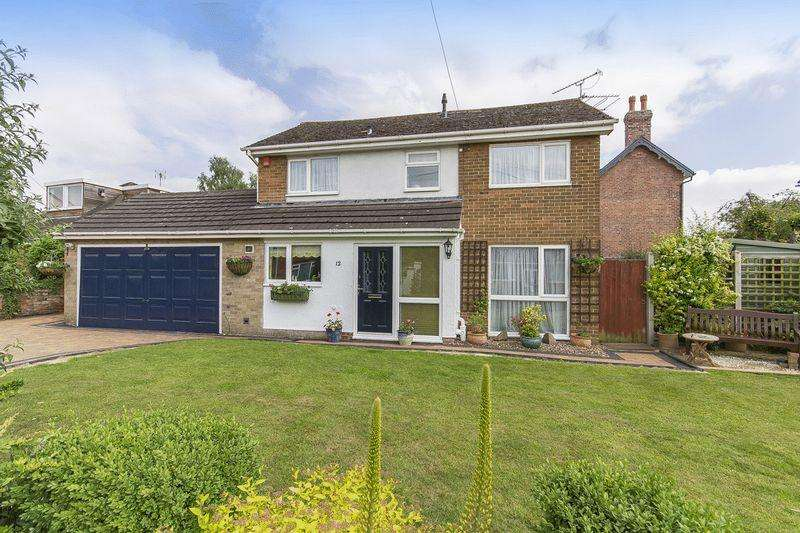 3 Bedrooms Detached House for sale in CHESTNUT AVENUE, CHELLASTON