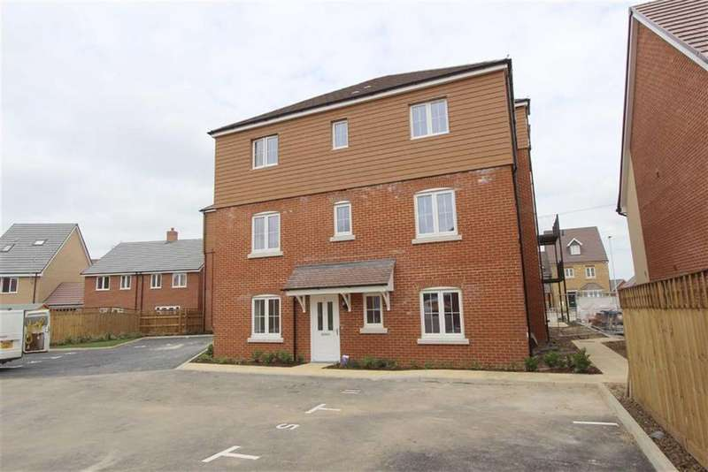 2 Bedrooms Apartment Flat for sale in Theedway, Leighton Buzzard