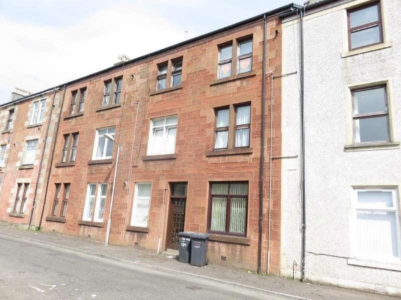 2 Bedrooms Flat for sale in Boyd Street, Largs KA30