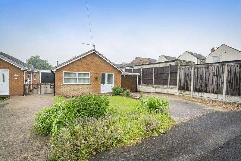 2 Bedrooms Detached Bungalow for sale in ELIZABETH CLOSE, CHADDESDEN
