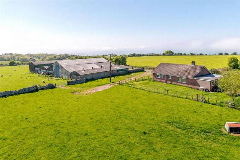 Farm Commercial for sale in Pelting Drove, Priddy, Wells, Somerset, BA5