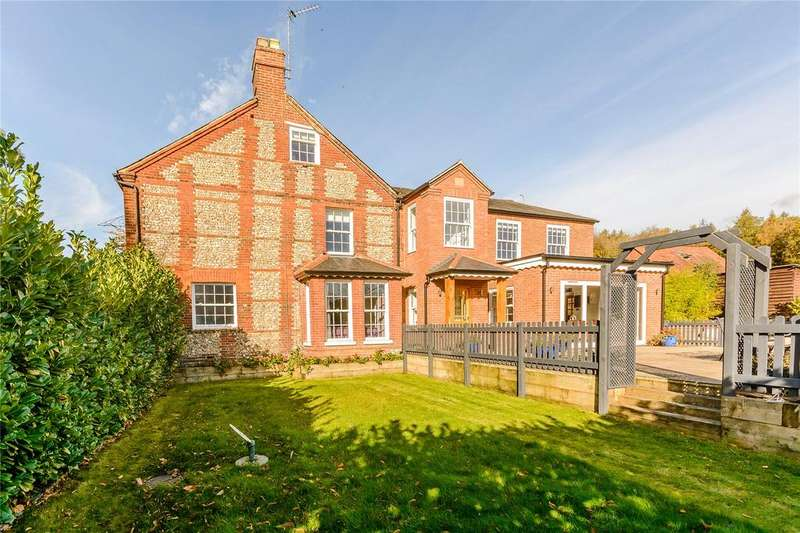 6 Bedrooms Detached House for sale in Hazlemere Road, Penn, High Wycombe, Buckinghamshire, HP10