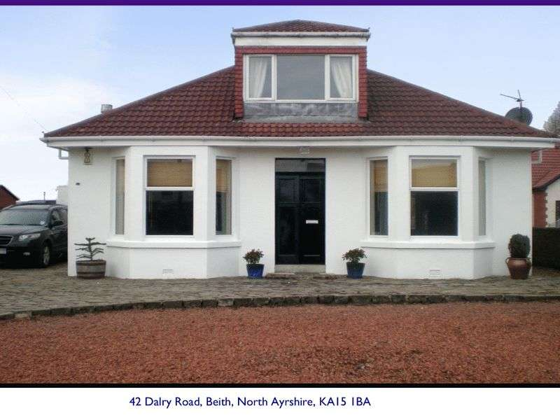3 Bedrooms Property for sale in North Ayrshire, Beith