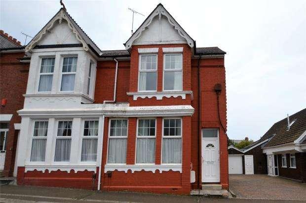 1 Bedroom Flat for sale in Dunheved Road, Saltash, Cornwall