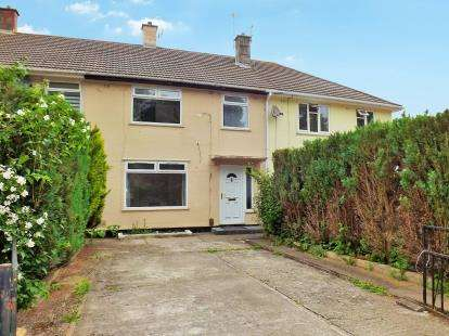 3 Bedrooms Terraced House for sale in Atwood Drive, Lawrence Weston, Bristol