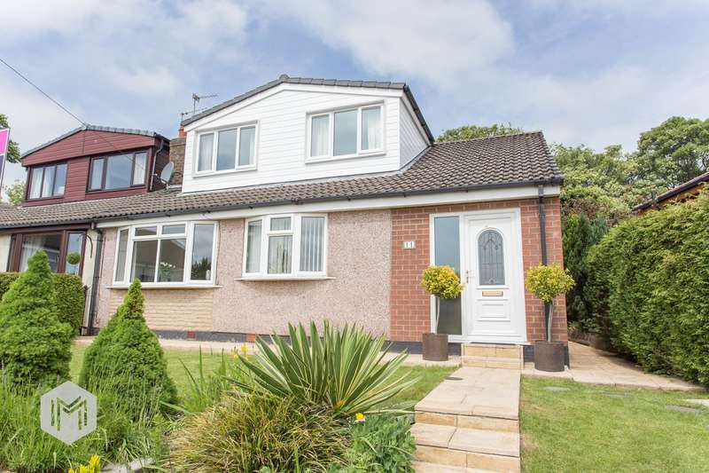4 Bedrooms Detached House for sale in Richmond Close, Tottington, Bury, BL8