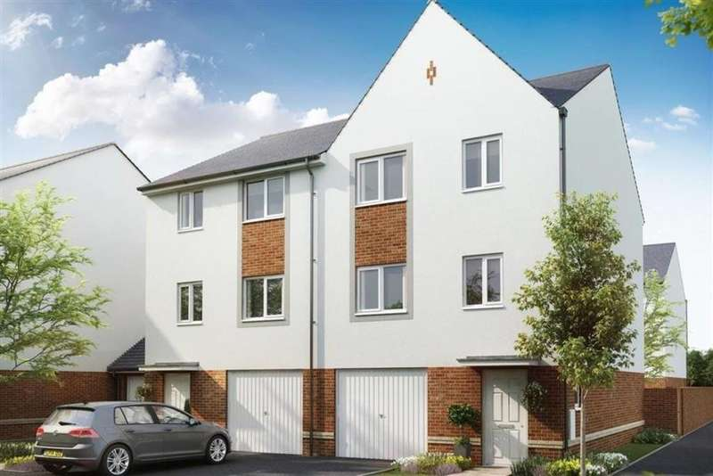 4 Bedrooms House for sale in Plot 168, Oakham, Hele Park