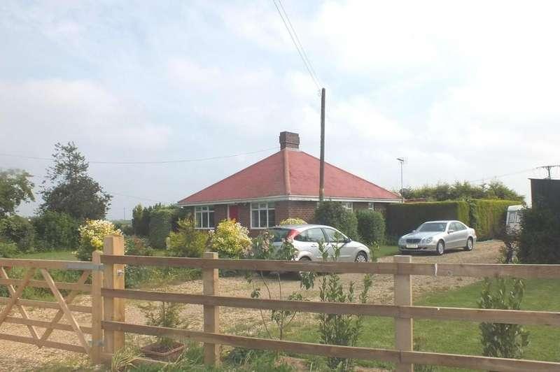3 Bedrooms Detached Bungalow for sale in Spalding Road, Weston Hills
