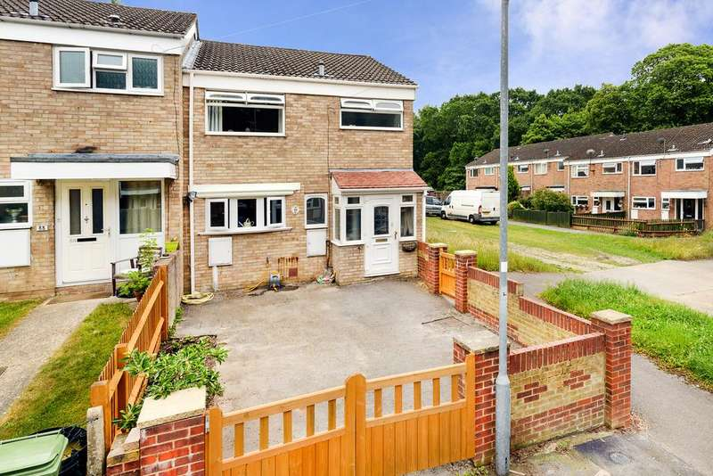 3 Bedrooms End Of Terrace House for sale in Crowthorne