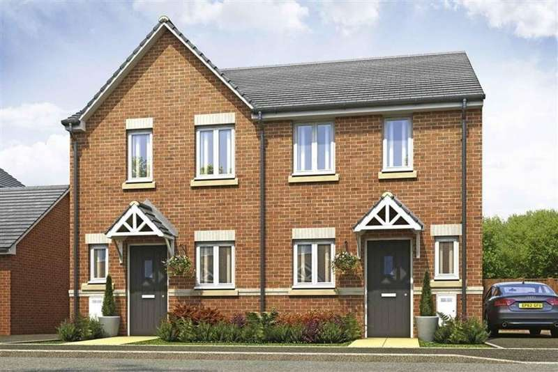2 Bedrooms House for sale in Plot 167, Canford, Hele Park