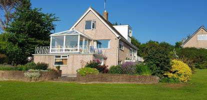 3 Bedrooms Detached House for sale in Craig Heights, Craig Road, Old Colwyn, Conwy, LL29