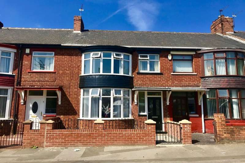 3 Bedrooms Semi Detached House for sale in Northern Road, Middlesbrough, TS5