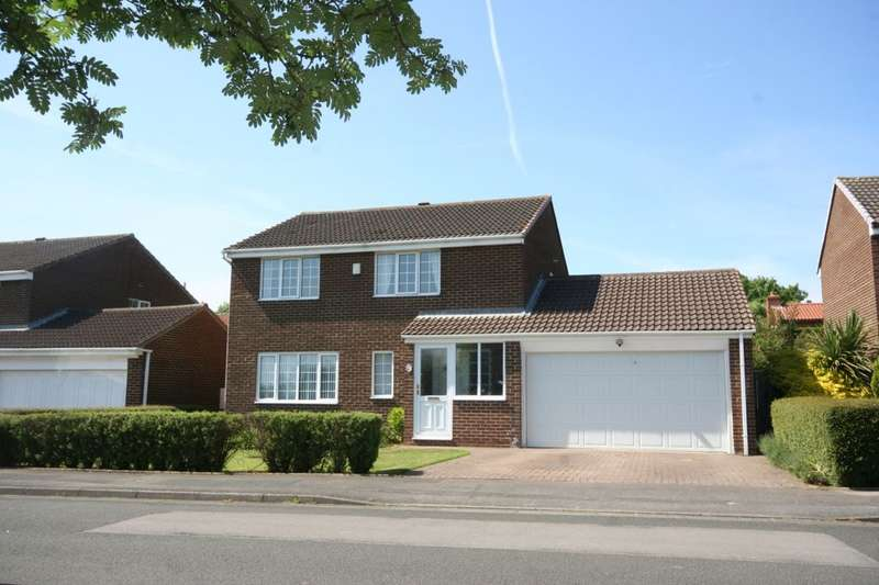 4 Bedrooms Detached House for sale in The Vale, Stockton-On-Tees, TS19