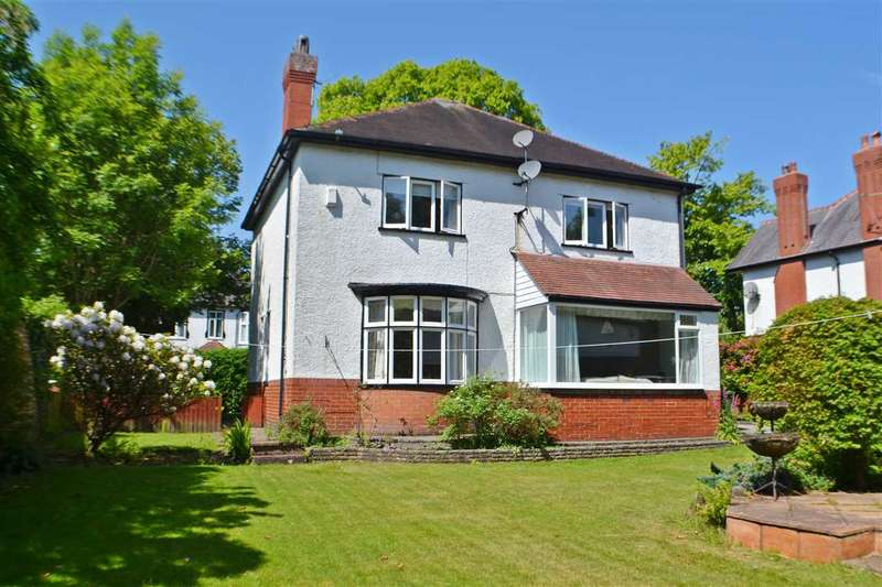 4 Bedrooms Detached House for sale in Albany Avenue, Eccleston Park, Prescot