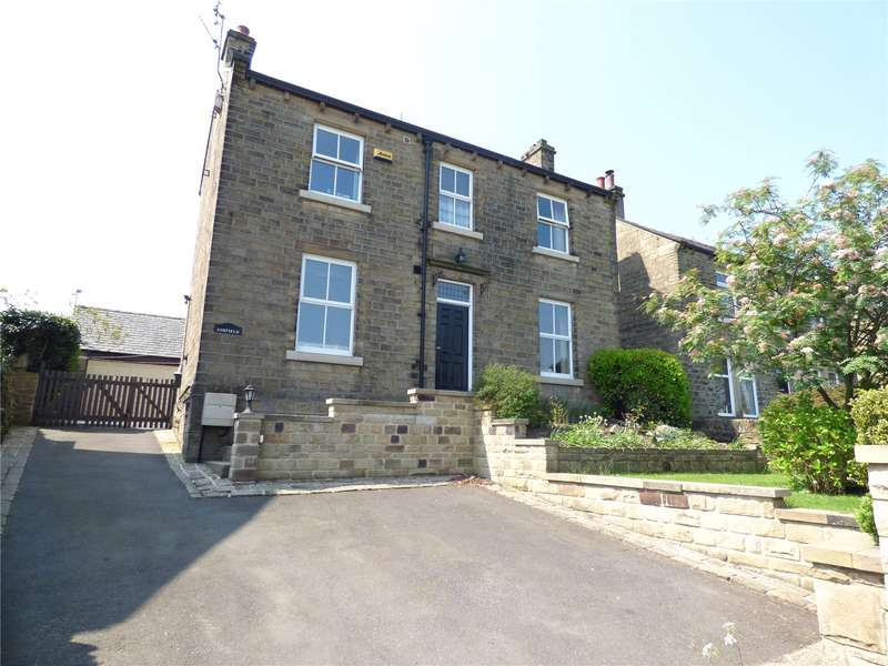 4 Bedrooms Detached House for sale in New Mill Road, Holmfirth, West Yorkshire, HD9