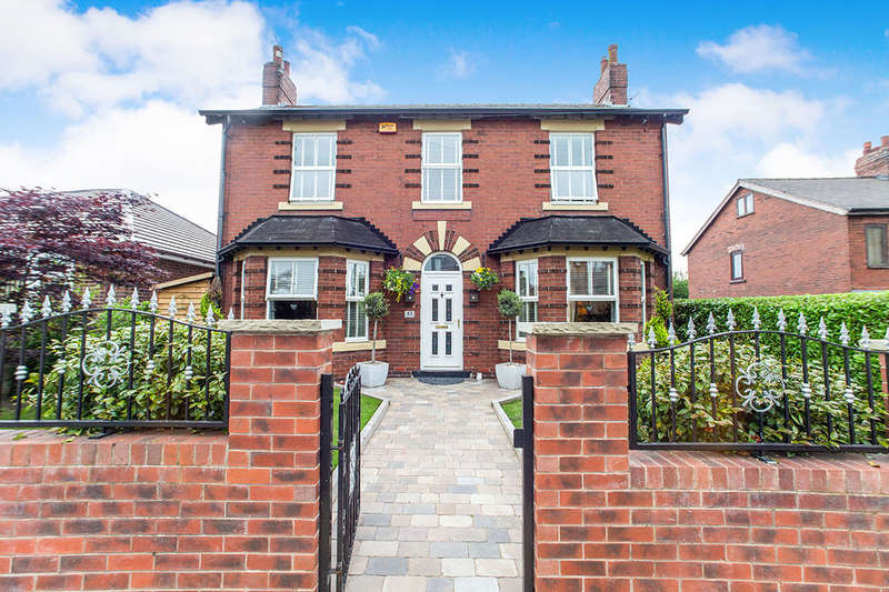 3 Bedrooms Detached House for sale in Dalefield Road, Normanton, WF6